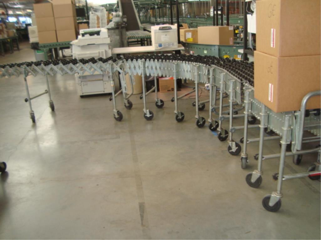 Lot 191 - Flex Conveyor