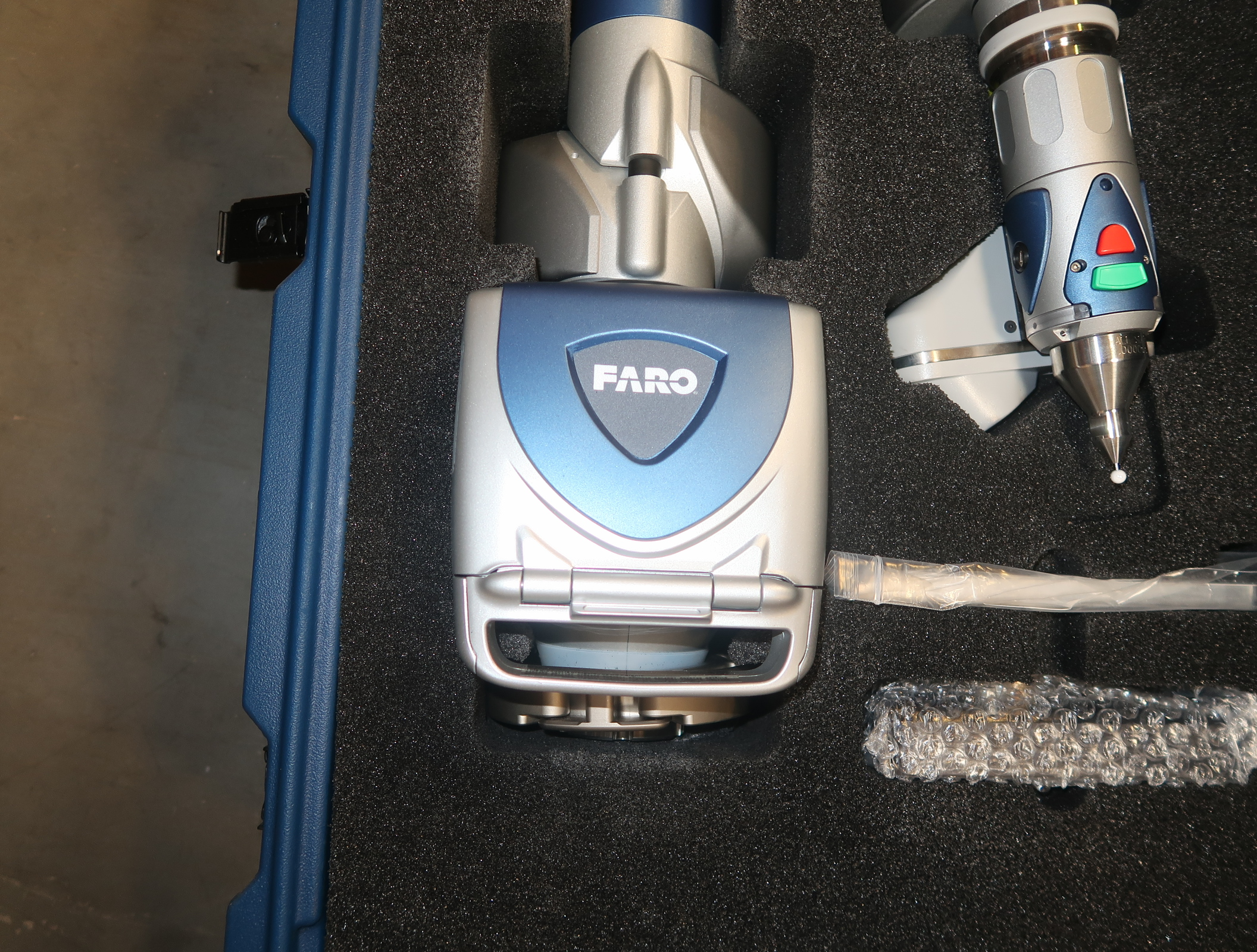 2016 FARO ARM, 3D MEASURING SYSTEM, SN. E09-D5-16-14202 REVISION 1, W/KEY FOB-DONGLE, GEO MAGIC, SO - Image 5 of 20