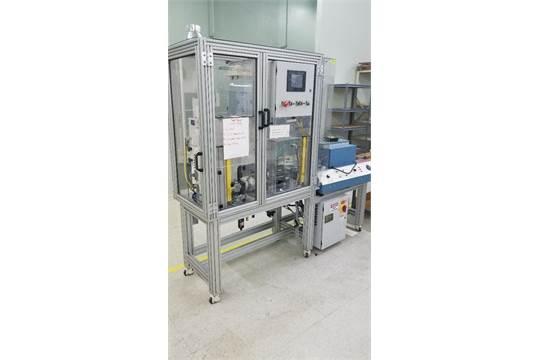 DESCRIPTION: AUTOMATIC PAD PRINTING MACHINE DESIGN TO PRINT