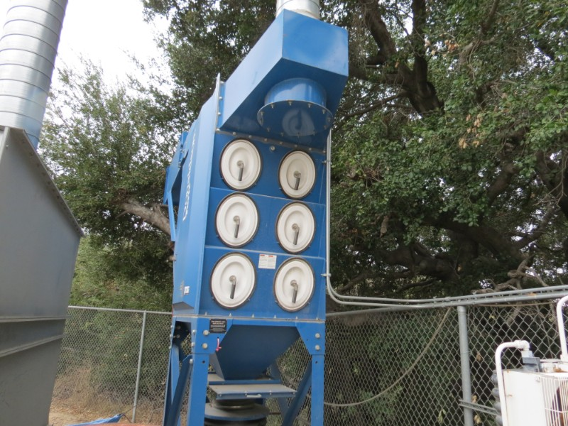 Lot 31 - Donaldson 15 HP Torit Dust Collector System m/n DF03-12 S/N 10093379-L1 (Located in Simi Valley, CA)