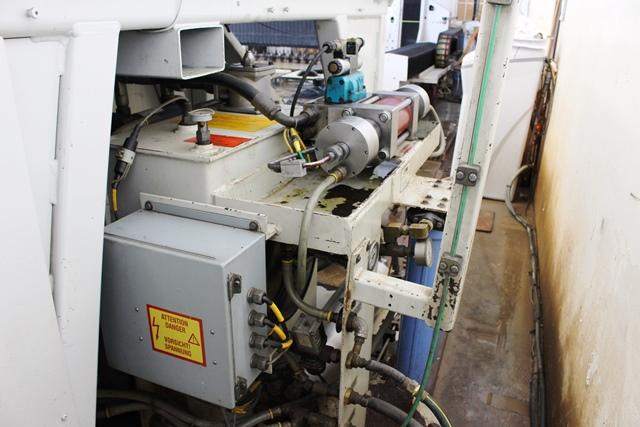 Lot 17 - 6' x 12' Flow IFB6012 50HP 60,000 PSI CNC Waterjet (Located in La Mirada, CA)