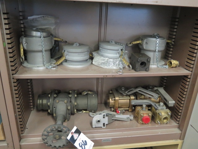Lot 86 - Misc Gate and Ball Valves