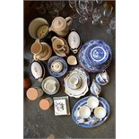 A mixed lot of ceramics to include Poole Pottery,