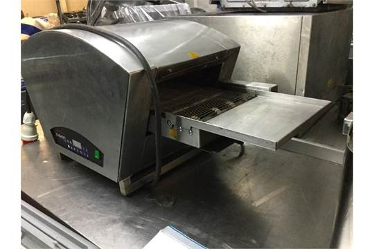 Lincoln Fusion Express Travelling Pizza Oven No Vat
