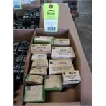 Assorted Allen Bradley parts. New in box.