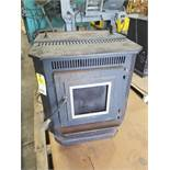 England Stove Works pellet stove room heater. Model 25-PDVC/55-SHP10.