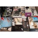 Lot to Contain 10 Assorted Items to Include Smooth Shiny Bouncy Hair Shape Brushes, Hair Dryers,