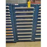 Vidmar Modular 10-Drawer Cabinet (Contents Excluded)