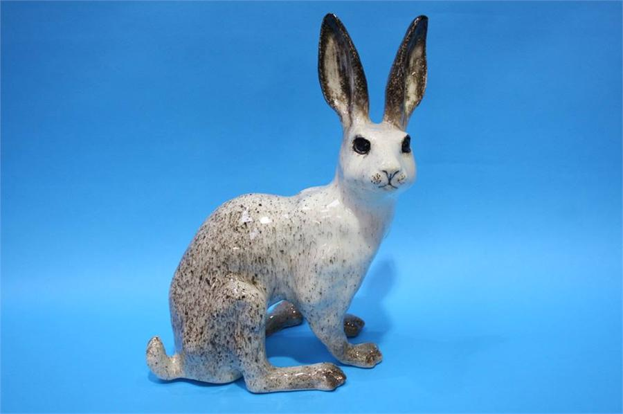Lot 22 - A large Winstanley Hare