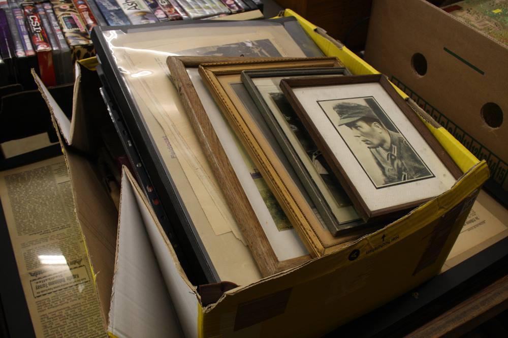 Lot 137 - Collection of WWII German ephemera