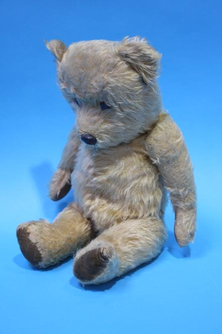 Lot 31 - A Plush teddy bear