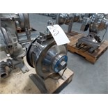 "Floatronic S.S. Pump Type A3566AT6STRIX058, 1 ¼""; S/N A006/07/12"