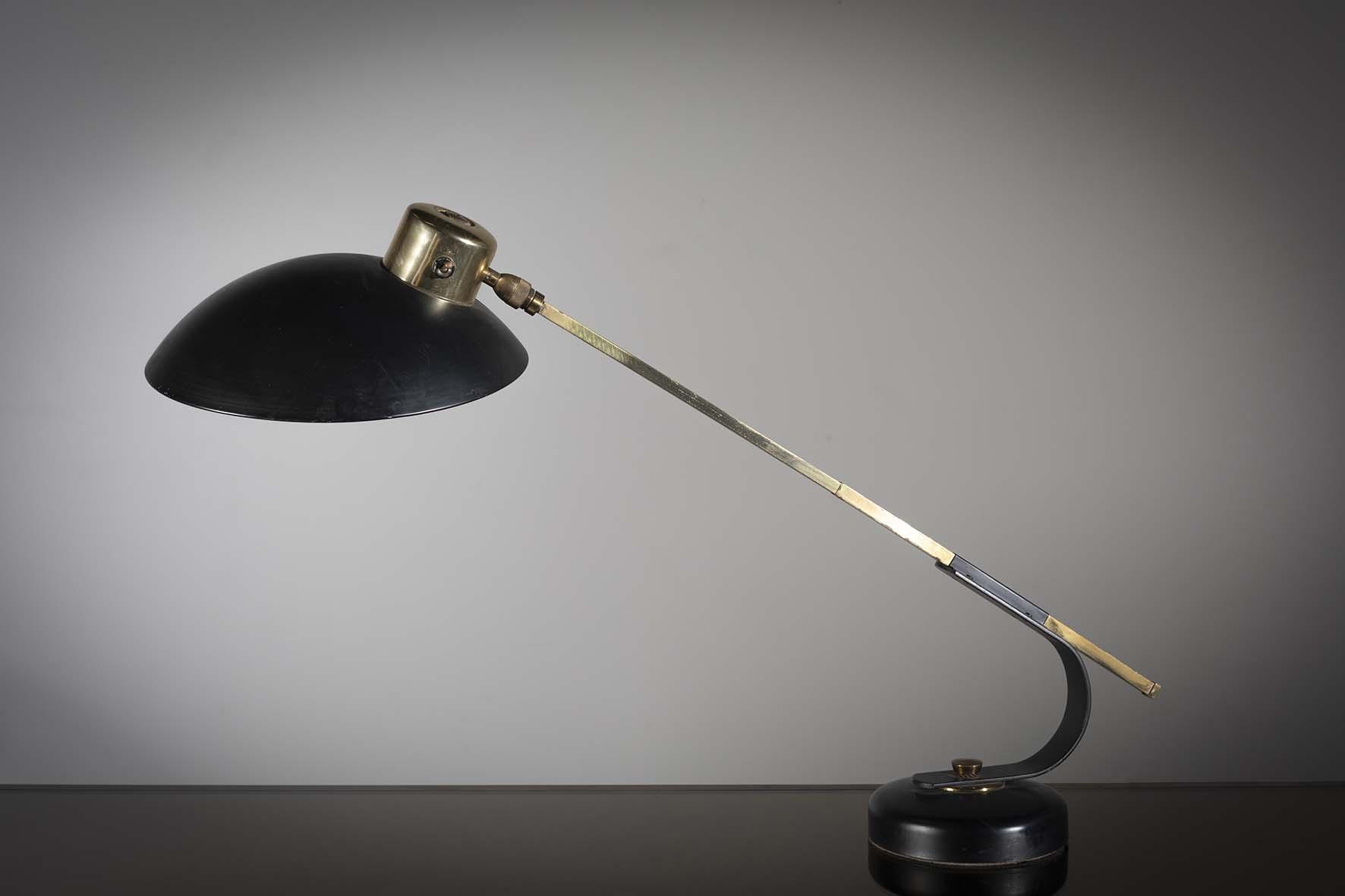 Lot 43 - 1960s DESK LAMP