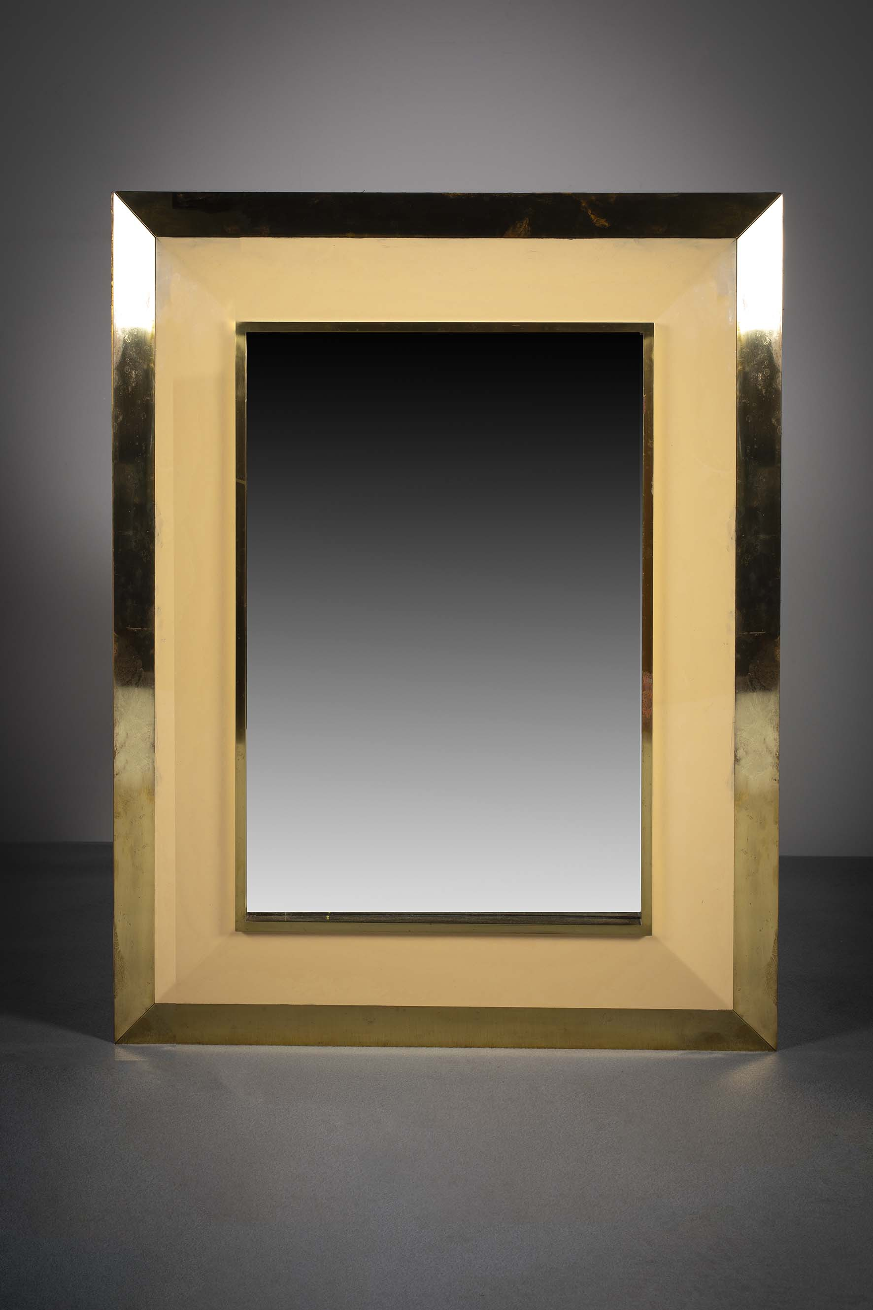 Lot 49 - WALL MIRROR by Jean Claude Mahay