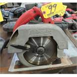 "MILWAUKEE 7-1/4"" CIRCULAR SAW"