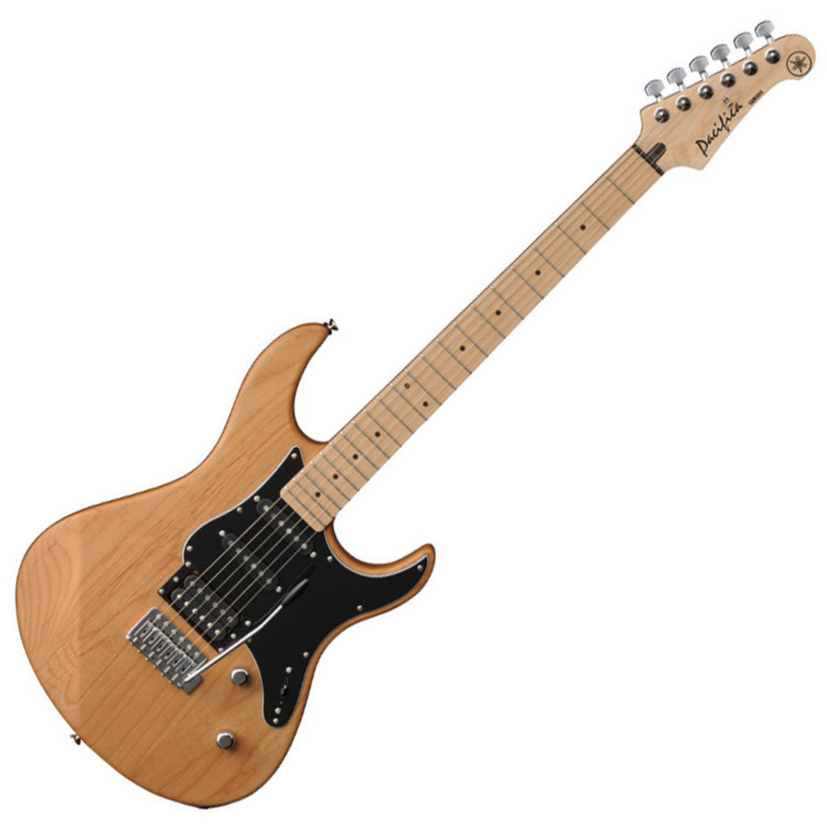Lot 7 - Yamaha PACIFICA PAC 112 VMX YNS Natural Maple Fingerboard RRP £279.99