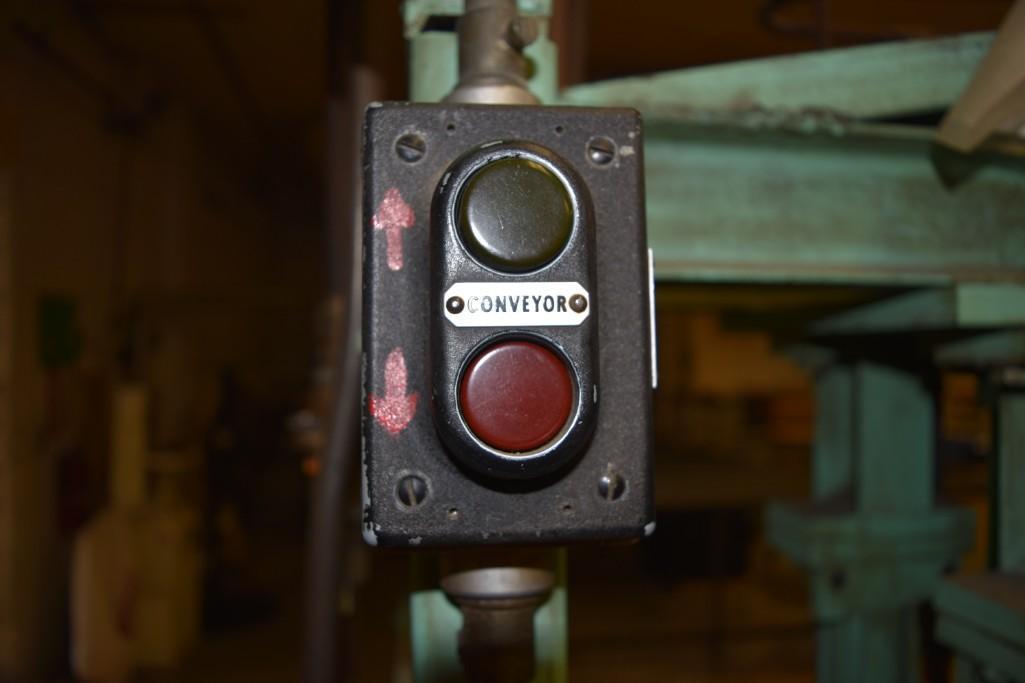 4' Custom Built Pneumatic Lume Form Press - Image 14 of 19