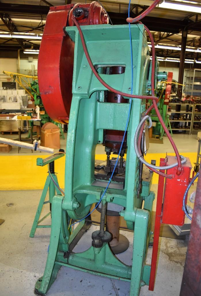Bliss 42-Ton Consolidated 5 OBI Press S/N: H4165 - Image 4 of 6