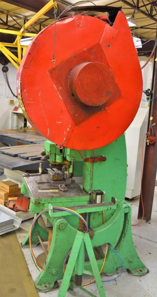 Bliss 42-Ton Consolidated 5 OBI Press S/N: H4165 - Image 5 of 6