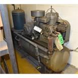 Worthington 25 HP Model BN Air Compressor S/N: BN2153A