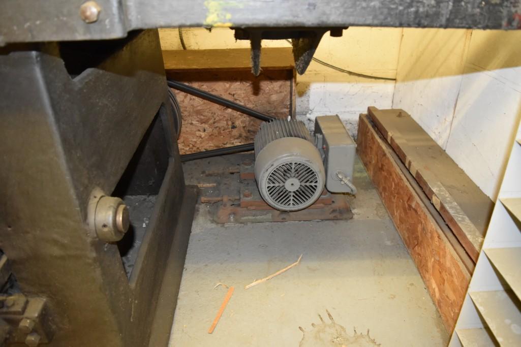 """Challenge 34.5"""" Diamond Paper Cutter, 36"""" (est.) Manual Back Gauge - Image 11 of 12"""