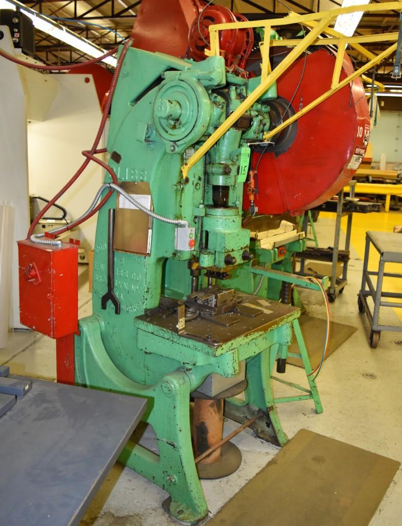 Bliss 42-Ton Consolidated 5 OBI Press S/N: H4165 - Image 2 of 6