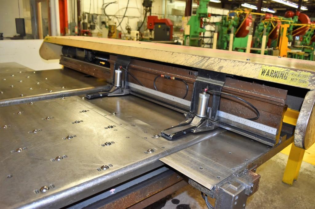 Strippit 30-Ton Model FC-1000XT CNC Turret Punch S/N: 9-037113088C - Image 9 of 12