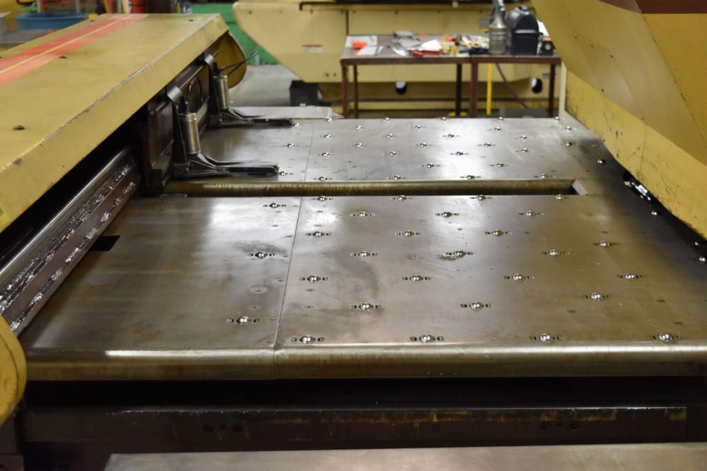 Strippit 30-Ton Model FC-1000XT CNC Turret Punch S/N: 9-037113088C - Image 4 of 12