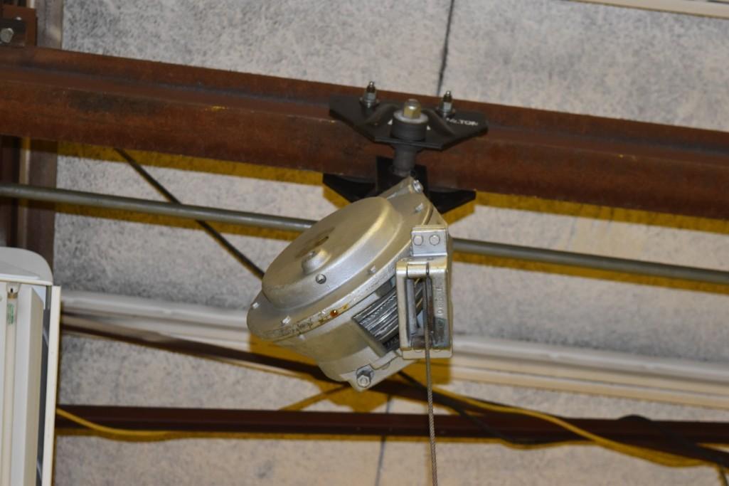 "Serra 10"" 16-KVA Model 7.50 Hanging Spotwelder S/N: 63532 - Image 7 of 9"