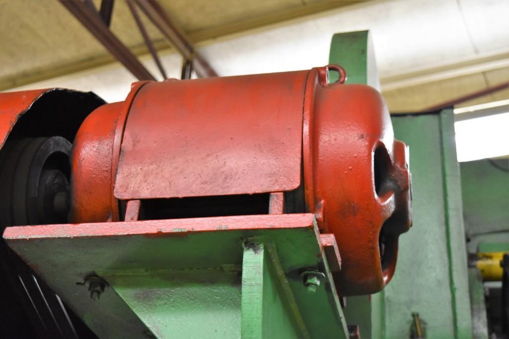 Dreis & Krump 150-Ton x 12' Model 5510-D Mechanical Press Brake S/N: P-9079 - Image 7 of 8