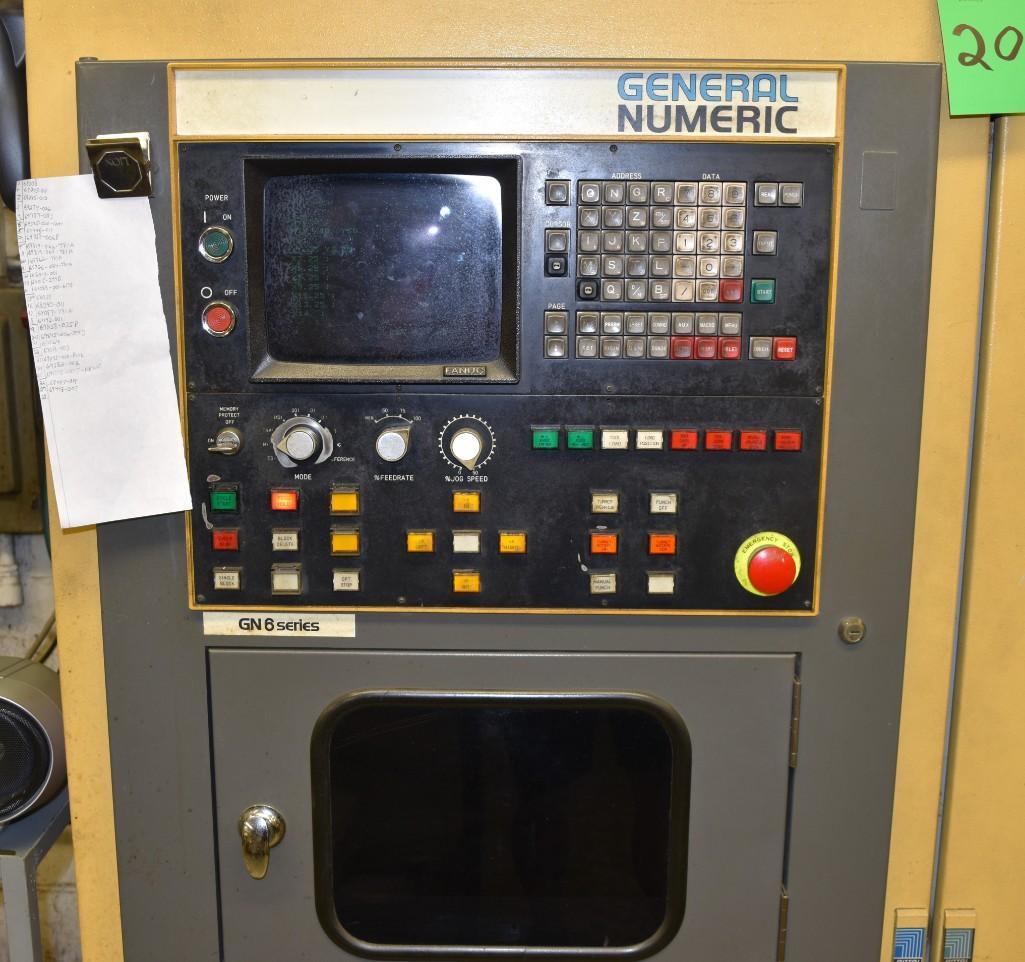 Strippit 30-Ton Model FC-1000XT CNC Turret Punch S/N: 9-037113088C - Image 12 of 12