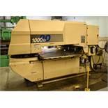Strippit 20-Ton LVD U1000XP20 CNC Turret Punch S/N: 030102893