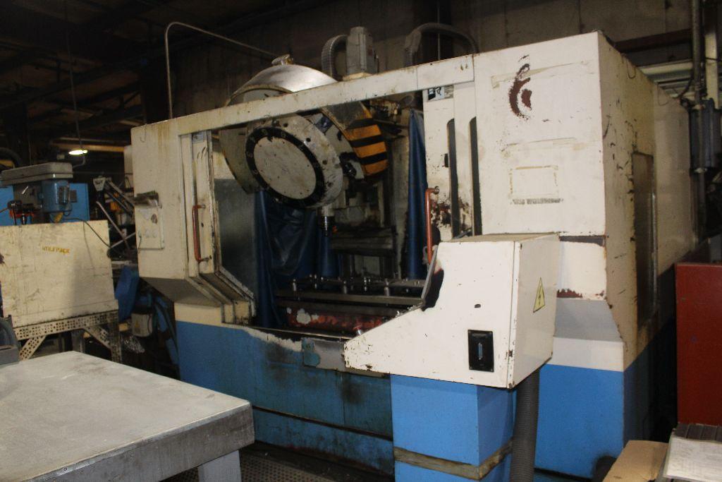 Amera Seiki CNC machining center, model DRM-80, sn W970243, date 1997-06. - Image 3 of 5