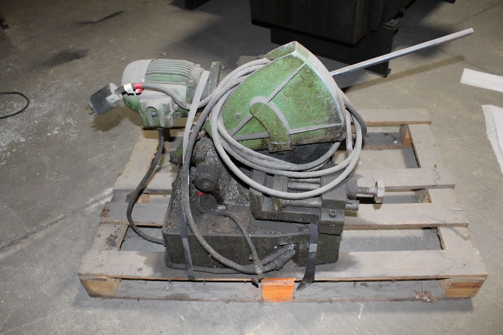 Cutoff saw, ID NA, 240-3 phase. - Image 2 of 2