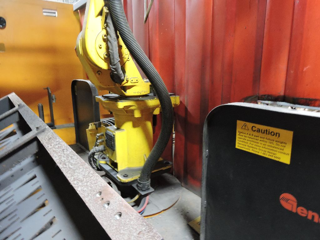 Wire welding Robot Genesis Versa RC3L, sn U1951012056, Fanuc Arc mate 100, Fanuc Sustem R-J2 - Image 25 of 32