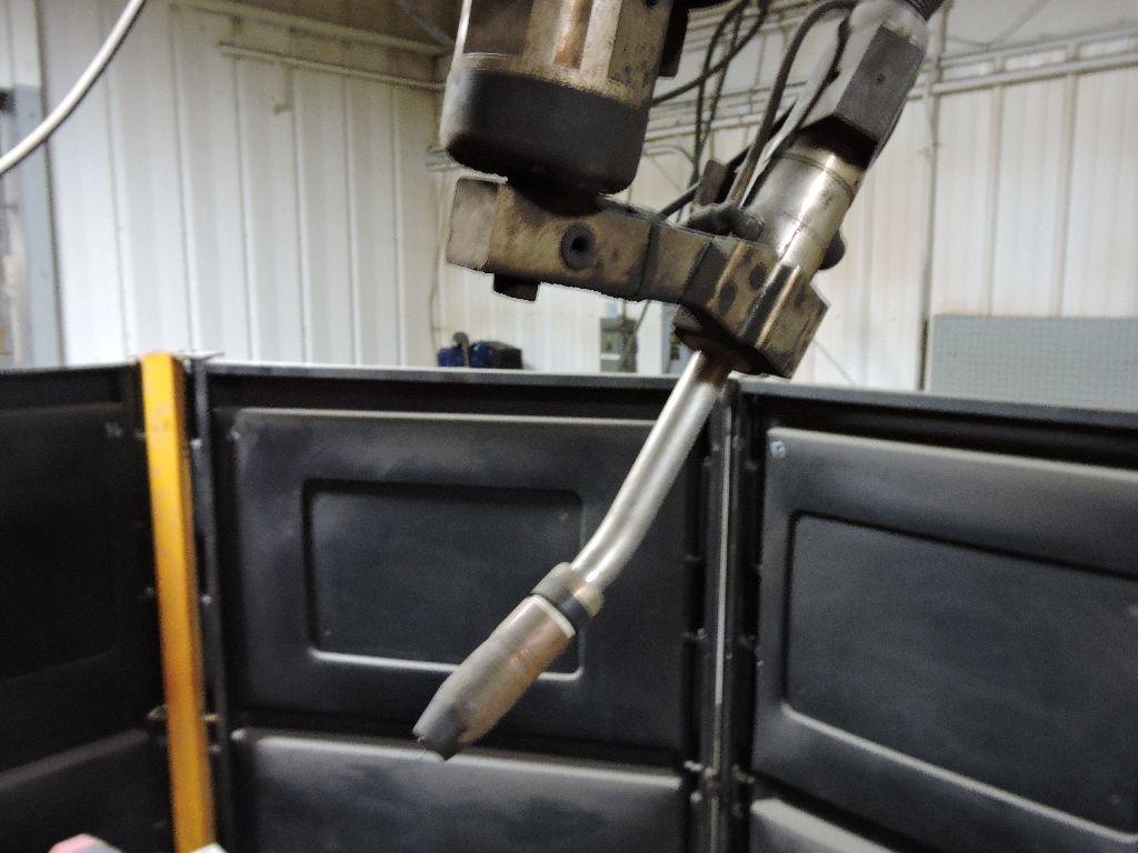Wire welding Robot Genesis Versa RC3L, sn U1951012056, Fanuc Arc mate 100, Fanuc Sustem R-J2 - Image 8 of 32