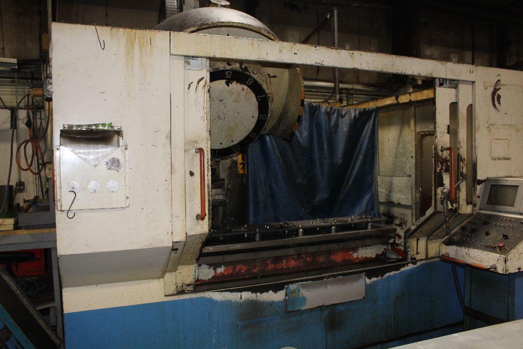 Amera Seiki CNC machining center, model DRM-80, sn W970243, date 1997-06. - Image 2 of 5