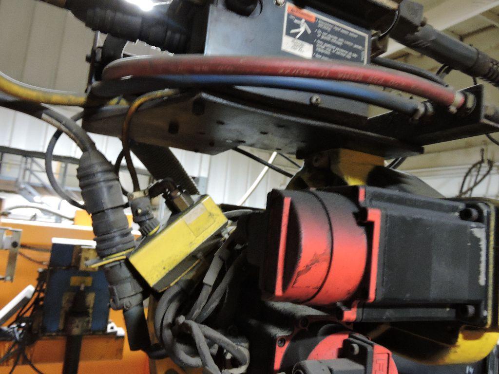 Wire welding Robot Genesis Versa RC3L, sn U1951012056, Fanuc Arc mate 100, Fanuc Sustem R-J2 - Image 7 of 32
