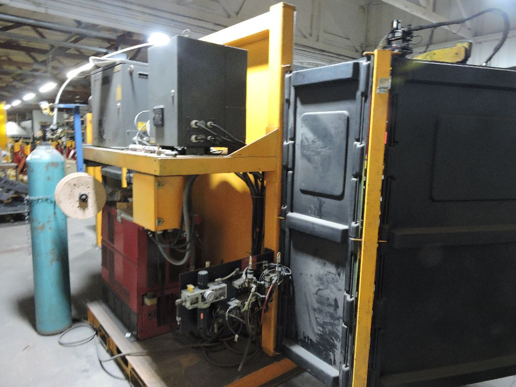 Wire welding Robot Genesis Versa RC3L, sn U1951012056, Fanuc Arc mate 100, Fanuc Sustem R-J2 - Image 30 of 32