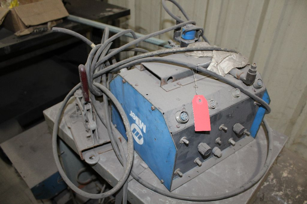 Miller wire feed, parts. - Image 2 of 2