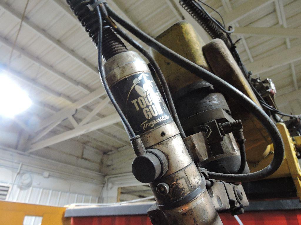 Wire welding Robot Genesis Versa RC3L, sn U1951012056, Fanuc Arc mate 100, Fanuc Sustem R-J2 - Image 27 of 32