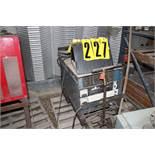 Miller welder model CP300E, sn 72-626317.