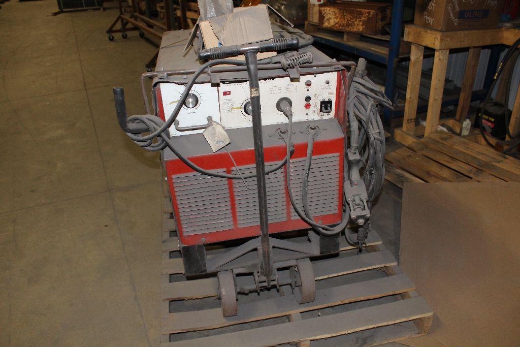 Nelson spot welder model TR850, sn HC672362, standard. - Image 2 of 2