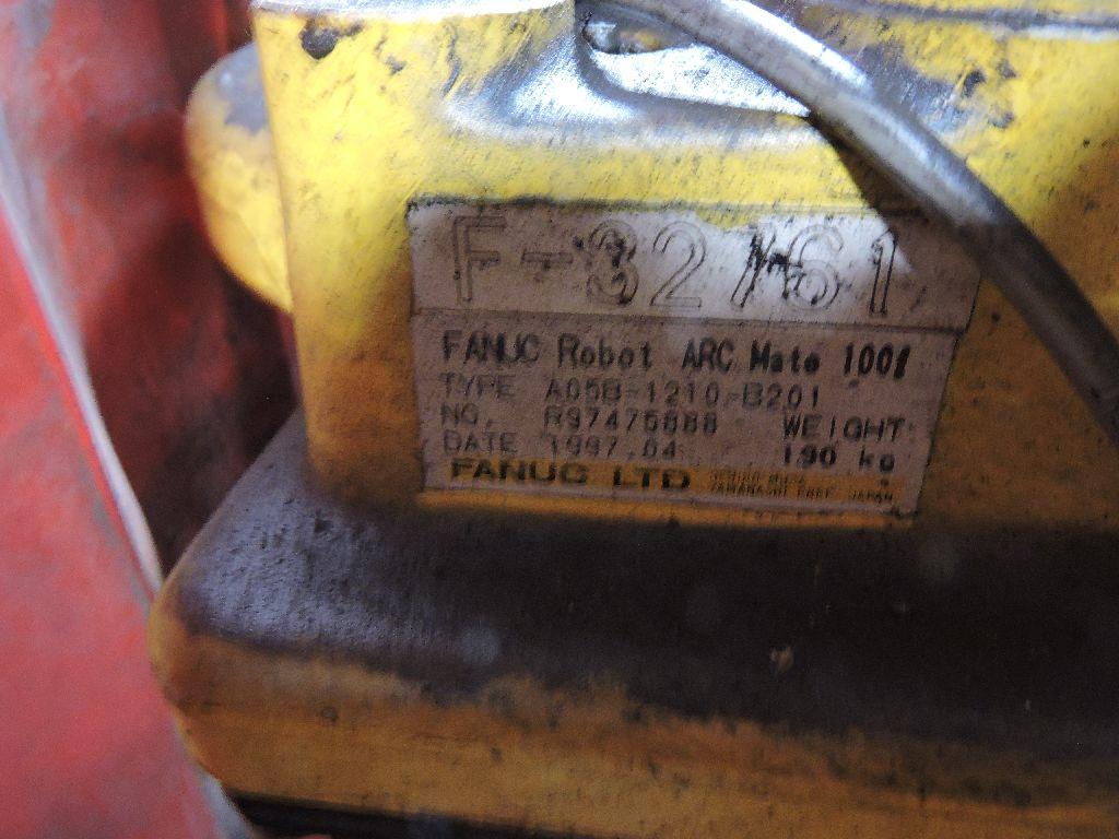 Wire welding Robot Genesis Versa RC3L, sn U1951012056, Fanuc Arc mate 100, Fanuc Sustem R-J2 - Image 4 of 32
