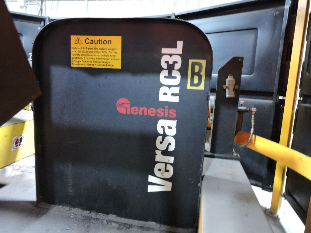 Wire welding Robot Genesis Versa RC3L, sn U1951012056, Fanuc Arc mate 100, Fanuc Sustem R-J2 - Image 22 of 32