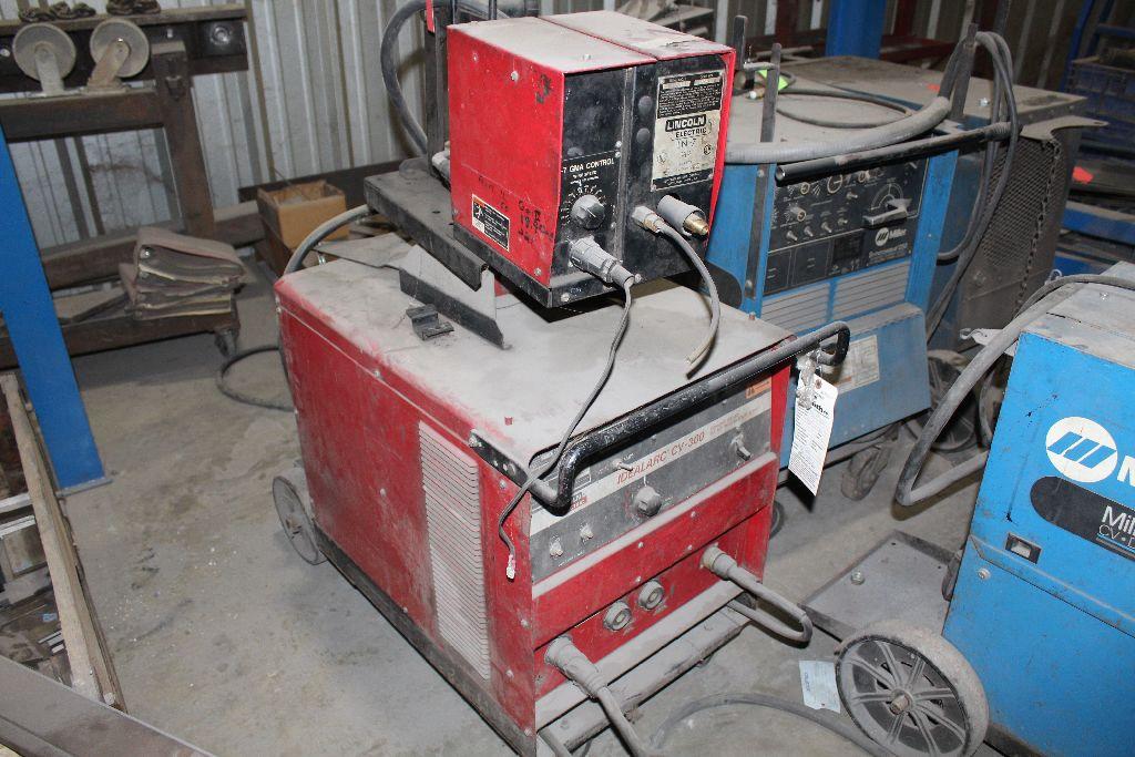 Lincoln welder, Ideal ARC-CV300, sn 1940324958. - Image 4 of 4