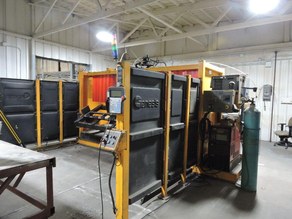 Wire welding Robot Genesis Versa RC3L, sn U1951012056, Fanuc Arc mate 100, Fanuc Sustem R-J2 - Image 31 of 32
