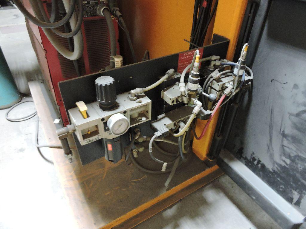 Wire welding Robot Genesis Versa RC3L, sn U1951012056, Fanuc Arc mate 100, Fanuc Sustem R-J2 - Image 15 of 32