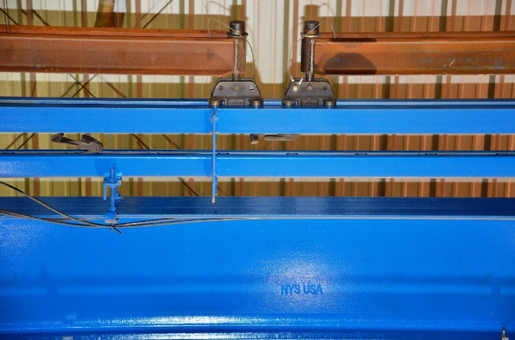 Conveyor System – Wash/Dry/Powder Line: Conveyor Model: Webb-Unibuilt Webballoy II 20200; 30 FPM - Image 6 of 8