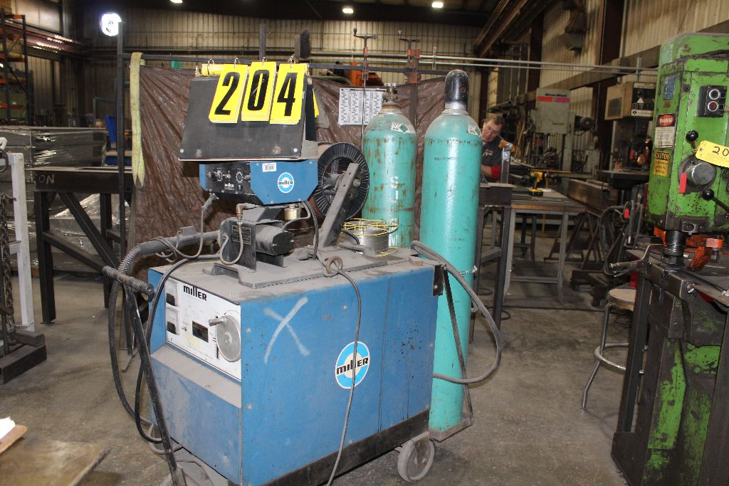 Miller welder CP-250TS, sn HK239891.